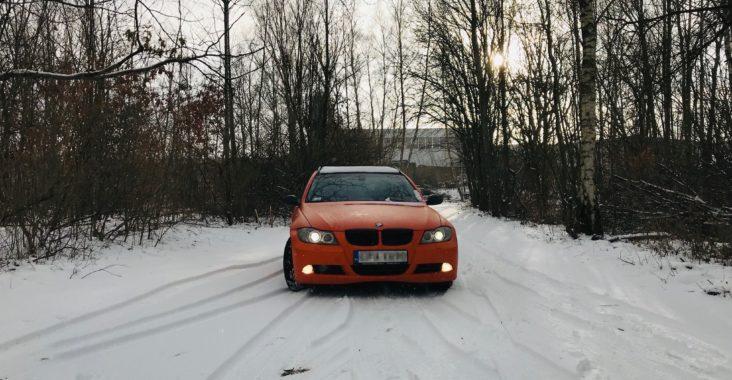 BMW, Pomarańczowa