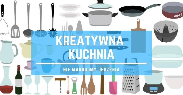 kreatywna kuchnia, zero waste